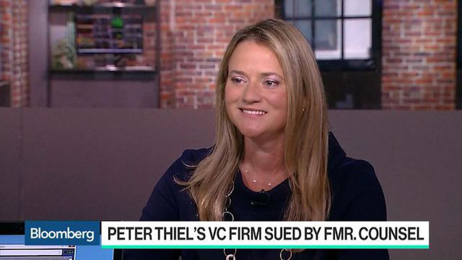 Why a Former Top Lawyer at Peter Thiel's Mithril Is Suing the VC Firm