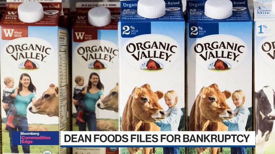 Not Moooved By Merger: Dean Bondholders Just Say No to Deal With Dairy Co-op