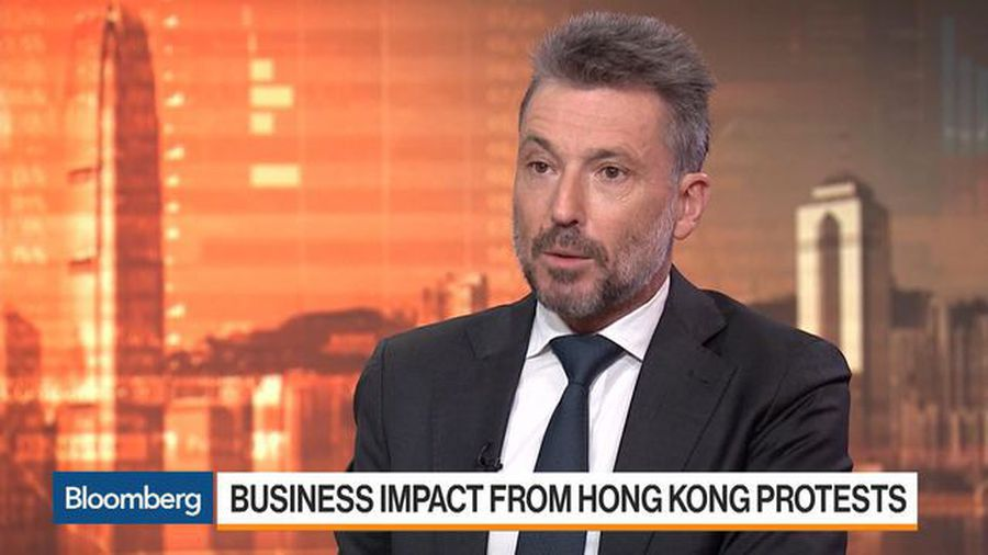 We Remain Optimistic on Future of Hong Kong, Says Panerai CEO