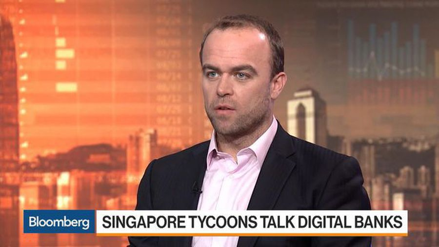 Singapore Aims to Shake Up Financial Services Industry