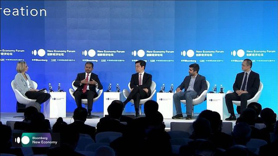AI's Impact on Jobs: Sinovation, Meituan, TCS, Improbable CEOs