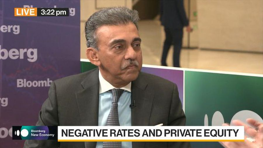 Gateway Partners's CEO on Negative Rates, Private Equity, Aramco IPO