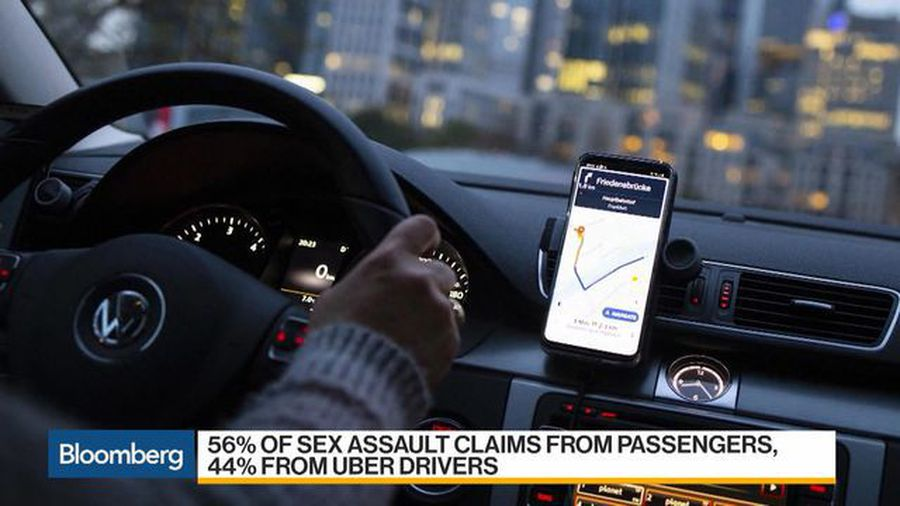 Uber Review Finds 3,000 U.S. Assault Claims