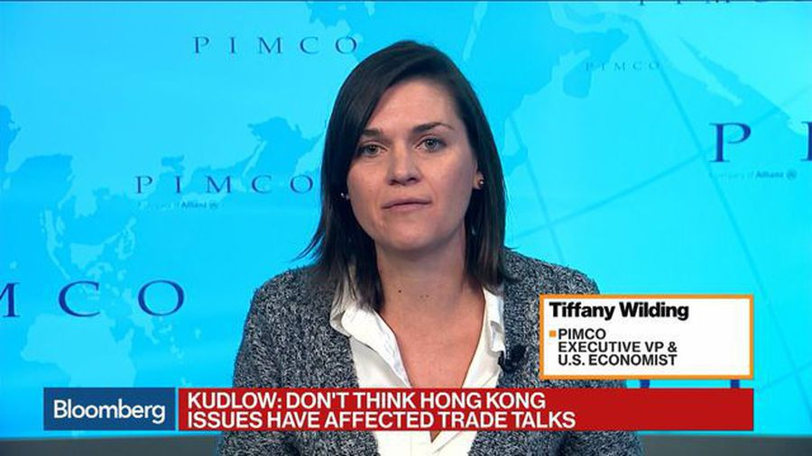 U.S. Has More Runway on Trade Deal After Strong Data, Pimco's Wilding Says