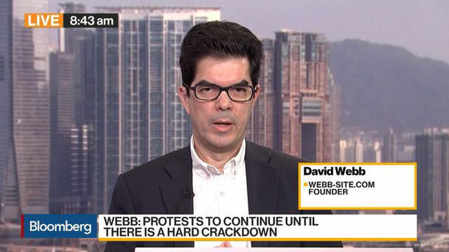 We Don't Have Democracy in Hong Kong: Says Webb-site.com's Founder