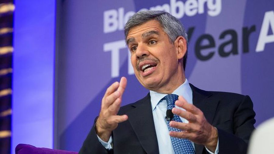 El-Erian Says He Favors Cash as It Adds 'Agility'