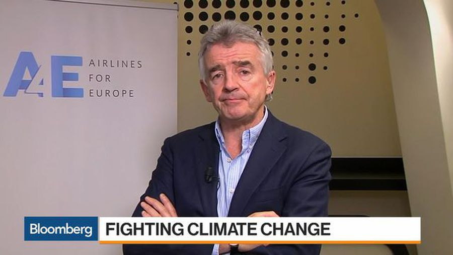Ryanair CEO on Climate Change, Boeing Max, Brexit