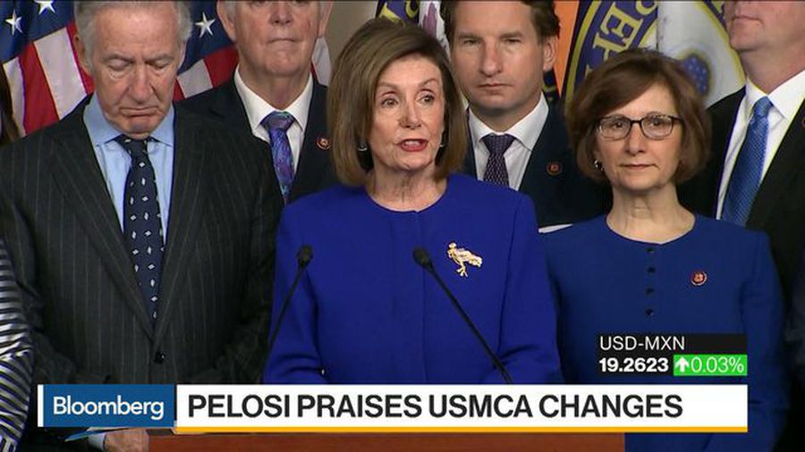 USMCA Gets Sign-Off From Democrats