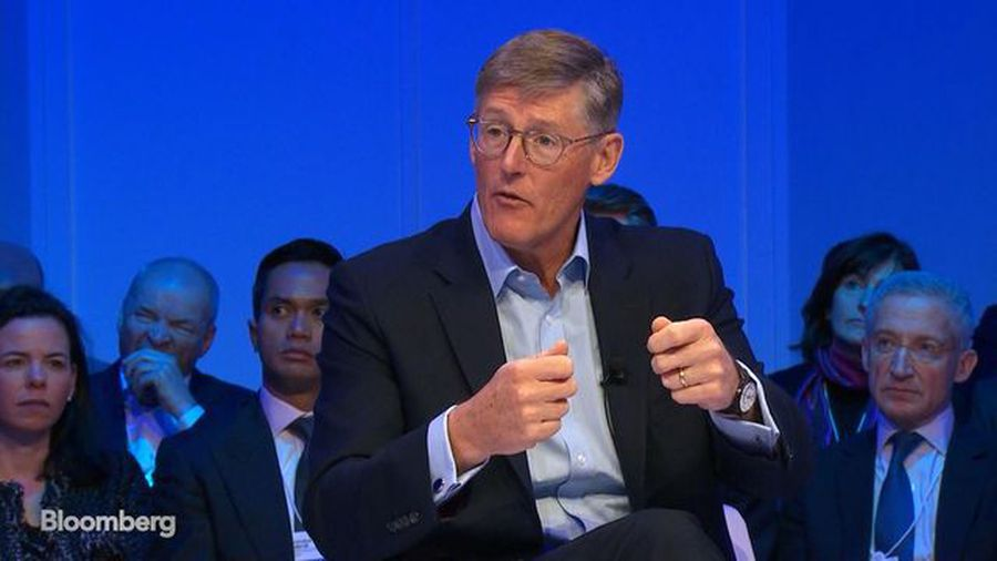Citigroup CEO at Davos: We're Writing the Next Chapter of Banking