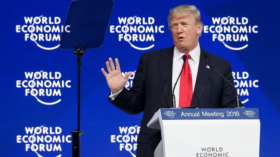 Trump Says U.S. Is in the Midst of an Economic Boom