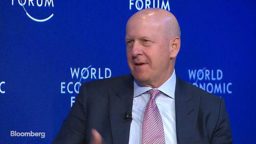 Goldman's Solomon Says Chance of U.S. Recession in 2020 Is Low