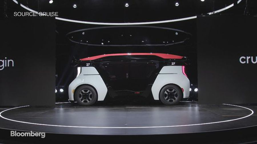 General Motors Backed Cruise Unveils the Autonomous Origin