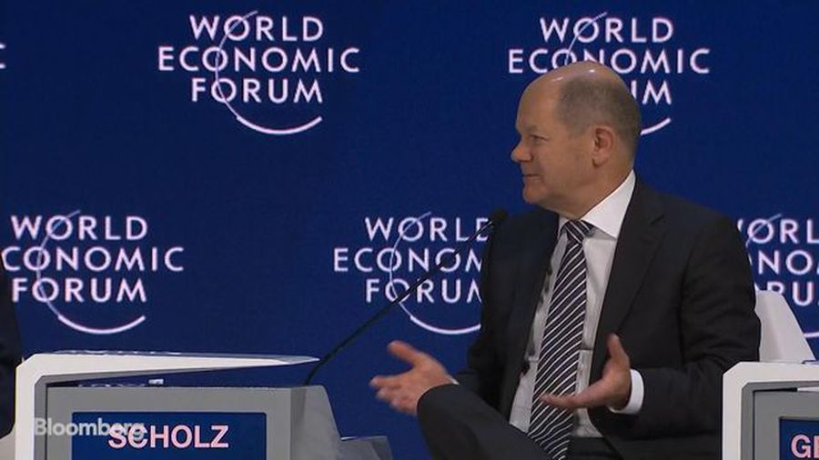 Germany's Scholz Says Brexit Will Not Have a Big Economic Impact
