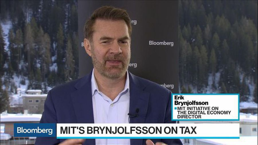 MIT's Brynjolfsson on Technology, Economies, and Taxes