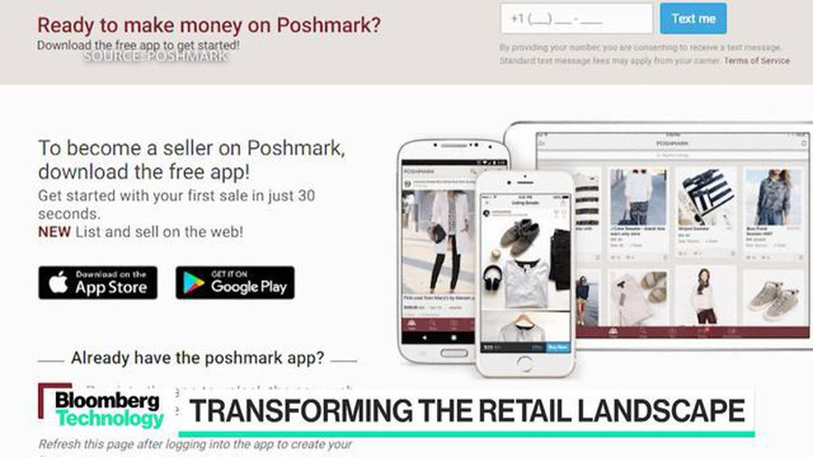 Poshmark Co-founder on the Changing Retail Landscape
