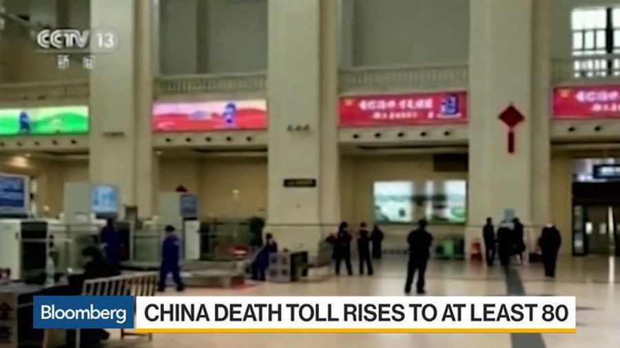 China Extends New Year Holiday as Death Toll Jumps From Virus
