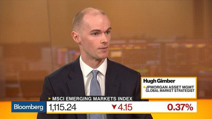 Treasuries Have an Important Place in Portfolios, Says JPMorgan AM's Gimber