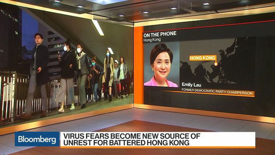 People in Hong Kong Very Worried About Virus, Says Fmr. Democratic Party Chair