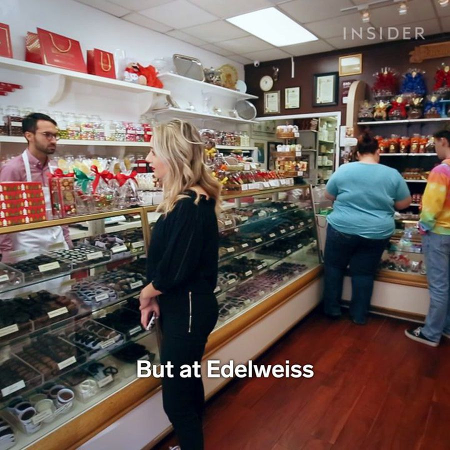 How Edelweiss became LA's most iconic chocolate shop
