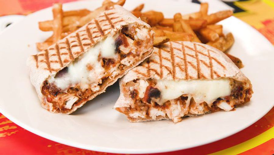 Long Islanders Are Lining Up For This Wrap-Panini Hybrid