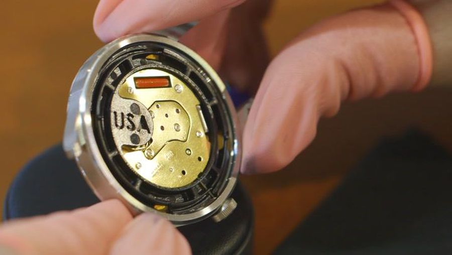 How Timex watches are made