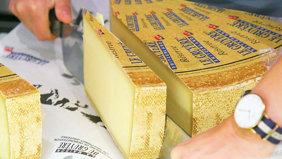 Gruyère cheese outsells Mozzarella and Emmentaler in Switzerland — here's why