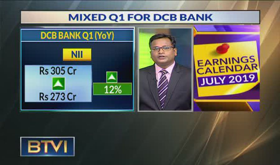 DCB Bank posts mixed quarter, MCX sees strong Q1