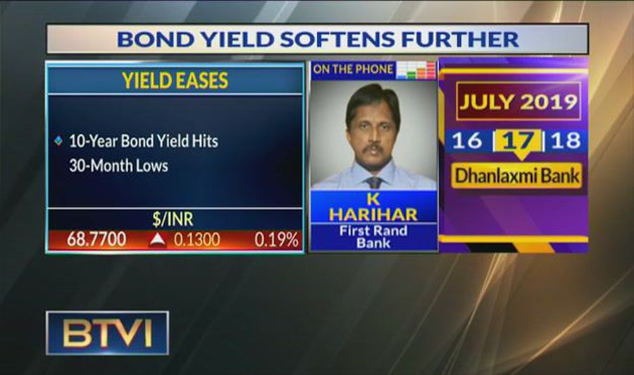 Bond Yield and its impact on economy with K Harihar, FirstRand Bank