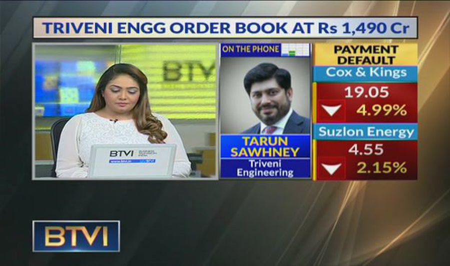Sugar prices to remain range-bound: Tarun Sawhney, Triveni Engineering