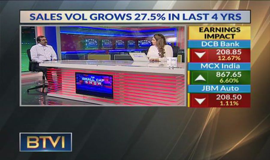 Aiming to add Rs 60 crore capex next year: GVV Satyanarayana, Coastal Corp