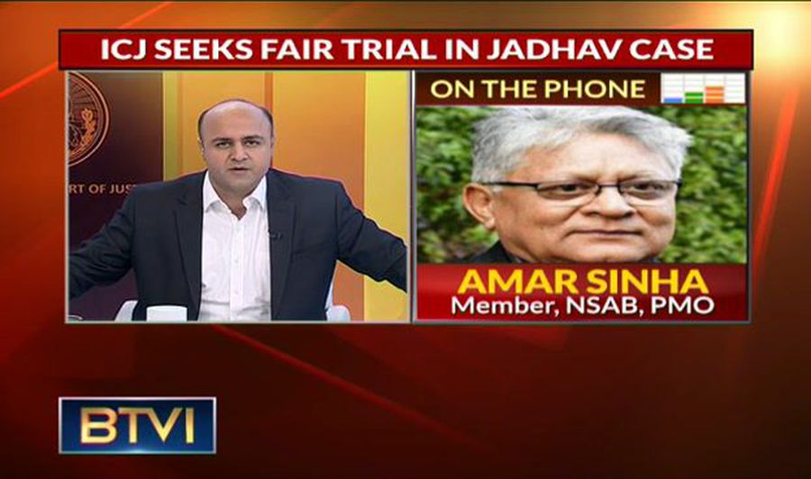 ICJ Rules In Favour Of India In Kulbhushan Jadhav Case
