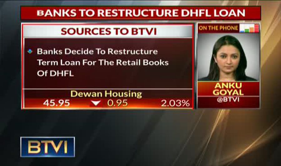 Banks To Restructure DHFL Loan; To Own Majority Stake
