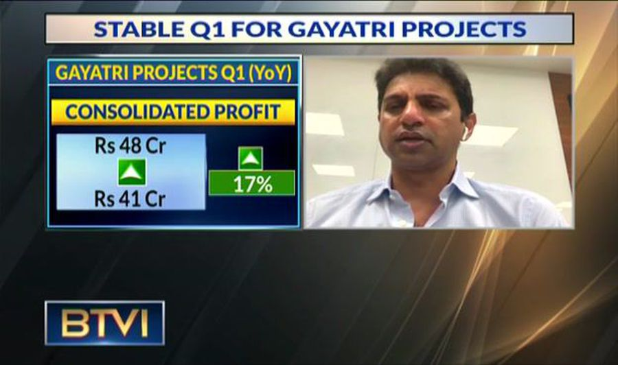Gayatri Projects Aims For Rs 5,000-6,000 Cr Orders In Roads Segment