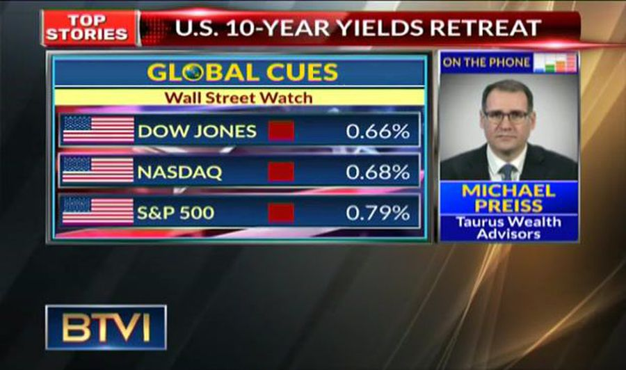 Gold Has Turned Positive In Last One Year: Michael Preiss