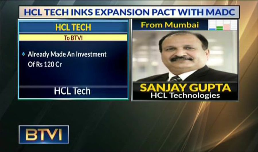 HCL Tech Joins Hands With MADC To Expand MIHAN Campus In Nagpur