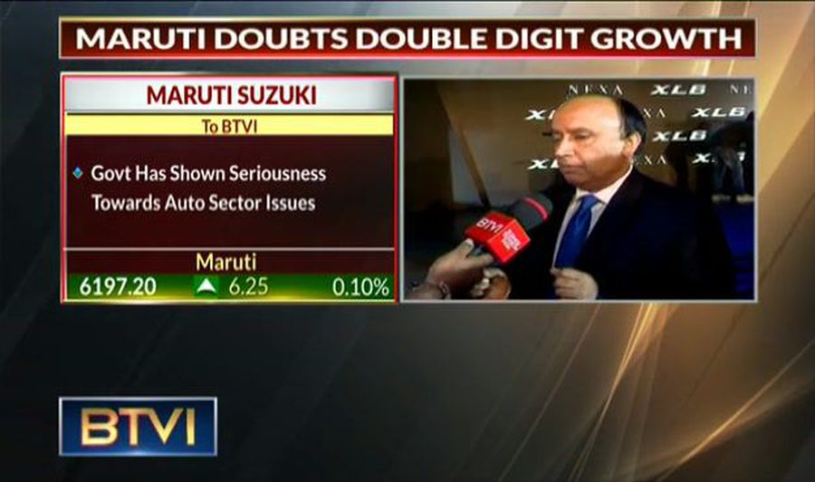 Hopeful of up-turn in sales in festive season: Shashank Srivastava, Maruti Suzuki India