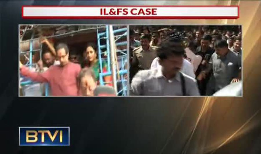 IL&FS case probe: Cousin Uddhav supports Raj Thackeray