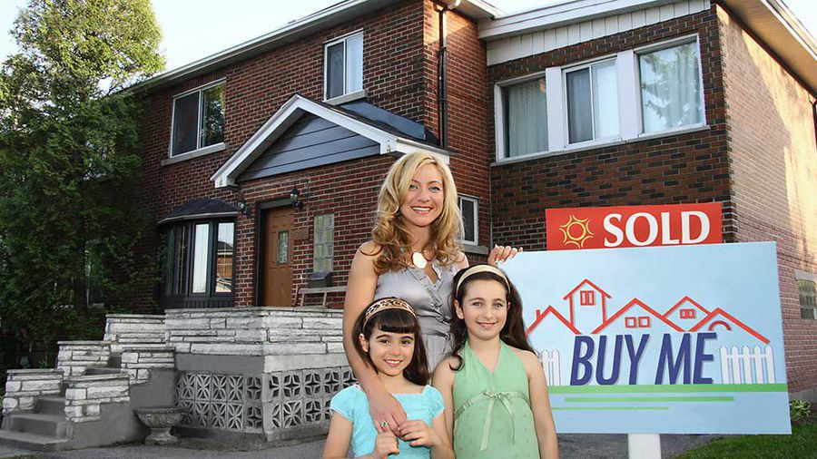 Reaching Up The Property Ladder