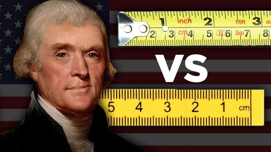 Why Doesn't the US Just Use the Metric System?