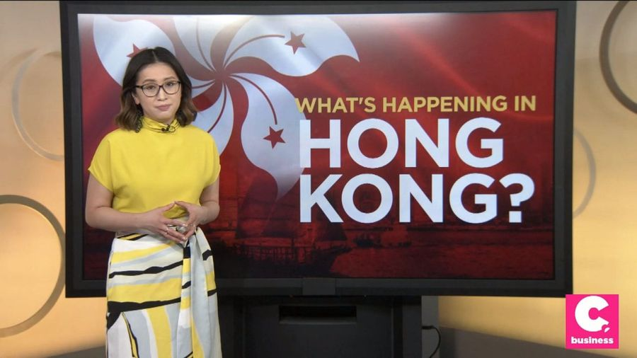 What's Happening in Hong Kong?