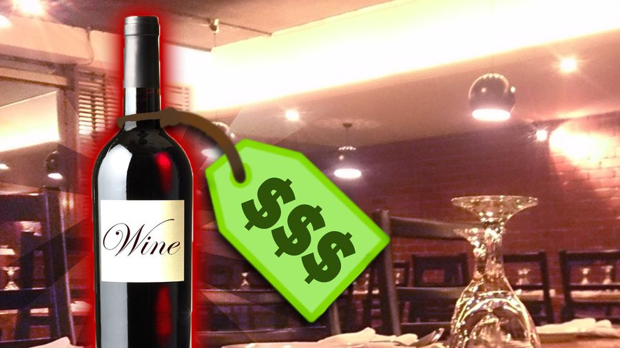 Why Wine Costs So Much More At Restaurants