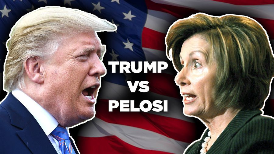 Donald Trump Vs. Nancy Pelosi: A History Of The Rivalry