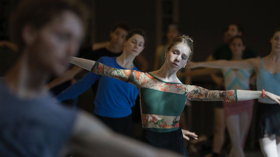 The National Ballet prepares for its first tour of Russia