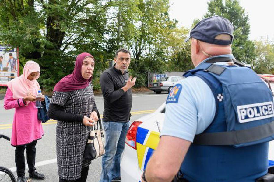 Social media sites fail to contain spread of New Zealand shooting footage