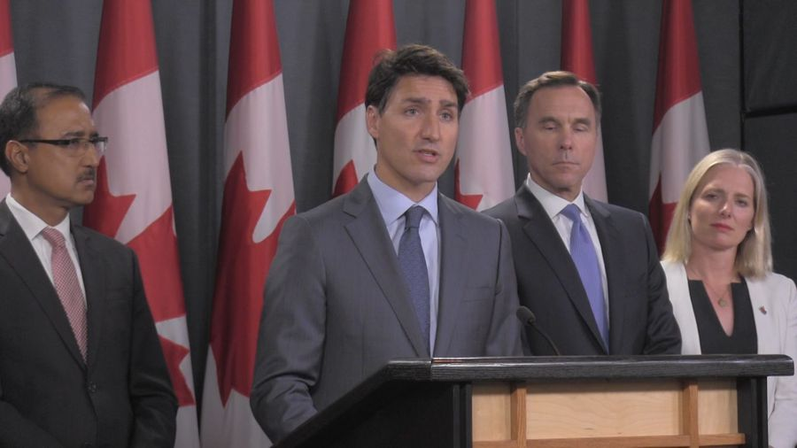 Trans Mountain pipeline expansion gets second green light from Ottawa