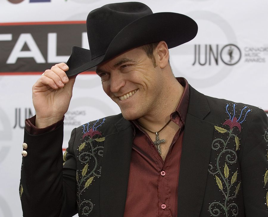 Nova Scotia country singer George Canyon to run for Conservatives