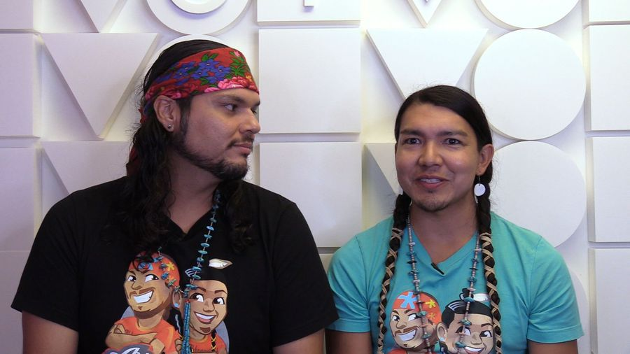 Indigenous, two-spirit couple wins The Amazing Race Canada