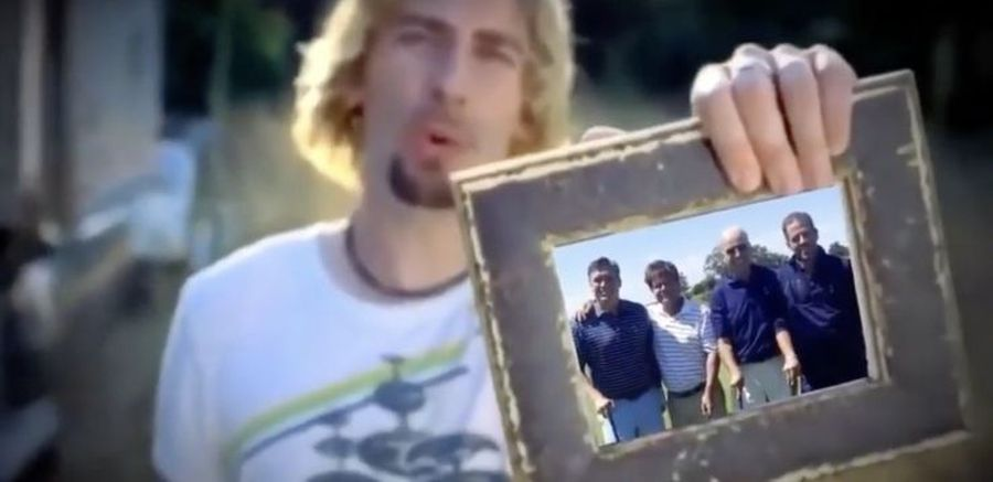 Downloads of Nickelback's 'Photograph' surge more than 500 per cent after Trump's tweet