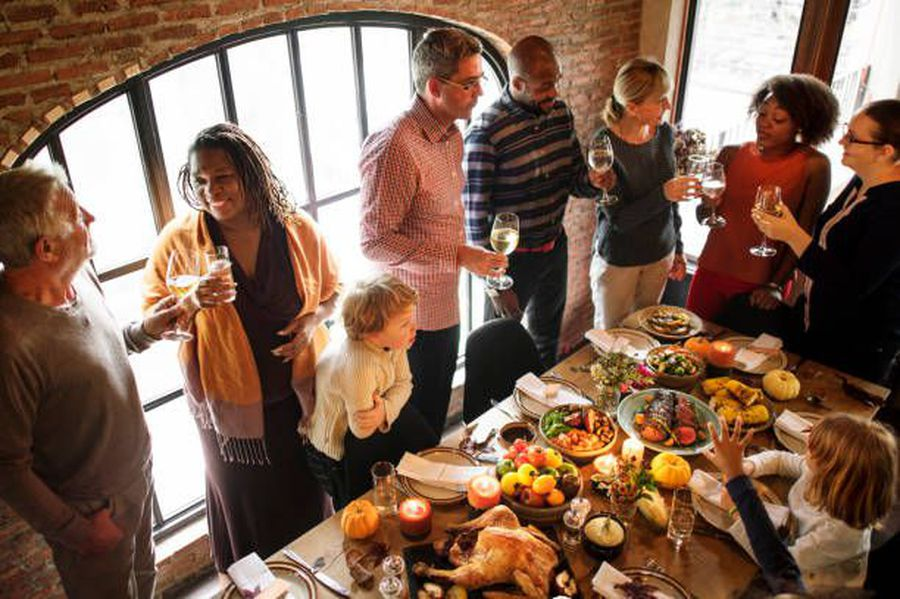 How to handle politics at Thanksgiving dinner