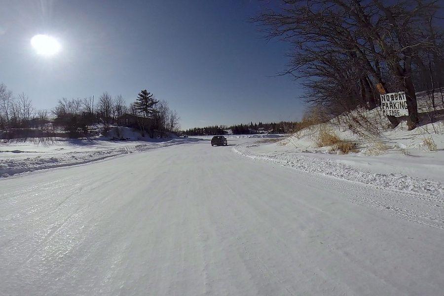 How to make ice roads last longer in warming climate